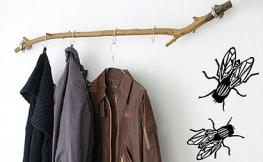 Die etwas andere Garderobe