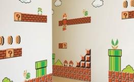 Super Mario Tapete