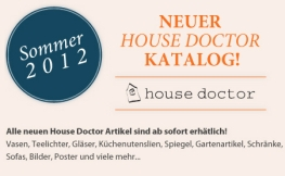 Neue House Doctor Sommerkollektion 2012