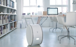 YILL – mobiler Energiespeicher für das Büro