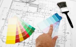 Raumgestaltung mit Farben