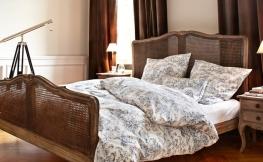 Schlafzimmer im Landhausstil gestalten