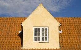 Rollos für das Dachfenster