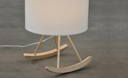 Rocking Lamps – Schaukelstuhl Lampe