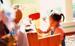 Kinderzimmer optimal einrichten