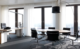Design Möbel im Büro