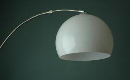 70er Jahre Bogenlampe