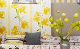 Frühlingsaccessoires und sommerliche Dekorationsideen