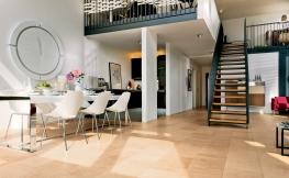 Architektonisch eindrucksvoll Wohnen