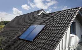 Ökologisch Wohnen mit Photovoltaikanlagen