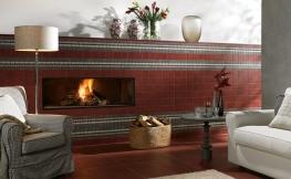 Wohnzimmer – gemütlich rustikal