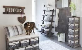 Garderoben im Landhausstil
