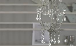 Lampen im Shabby Chic Stil