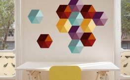 Wandmotive – kreative Wandverschönerung