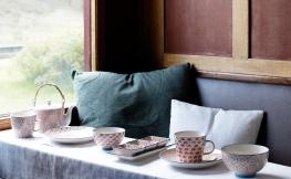 Tischdecke – hübscher Stoff für den gedeckten Tisch