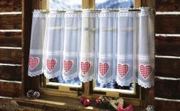 Individuelle Fensterdekoration