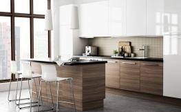 Klassisches Design in der Küche