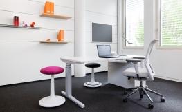 Ein ergonomisches Arbeitszimmer gestalten