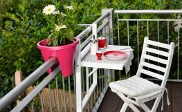 Balkon gestalten – Ideen und Inspirationen