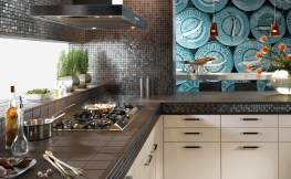 Aufwertung mit Stil: So lässt sich Design-Flair in die eigene Küche zaubern