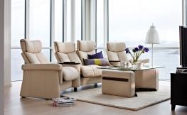 Modernes Möbelshoppen