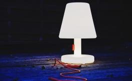 Stylische Outdoor Lampe – Fatboy Edison the Medium