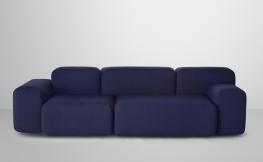 Das neue Soft Blocks-Sofa von Muuto