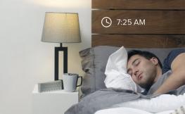Das smarte Bett Luna