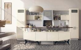 50er Jahre Vintage Küche