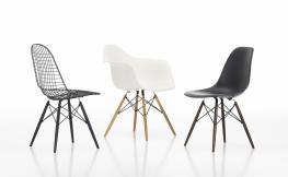 Vitra Stuhl – Eames Plastic Chair