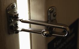 Sicherheit für Haus und Wohnung