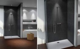Die richtige Duschwanne macht aus jedem Badezimmer eine Wellnessoase