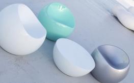Eine runde Sache – Der Ball Chair von Finn Stone