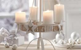 7 Alternativen zum klassischen Adventskranz