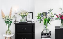 Blütenpracht passend zur Einrichtung