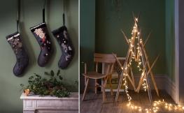 Last-Minute-Deko zu Advent und Weihnachten
