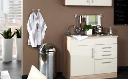 Singleküche ergonomisch planen und einbauen lassen