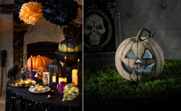 3 gruselige Deko-Ideen für Halloween