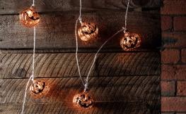 5 stilvolle Halloween-Dekorationen einfach selbst gemacht
