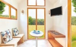 Einem modernen Trend auf der Spur: Minihäuser