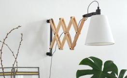 Wandlampen und Leuchten zur kreativen Raumgestaltung