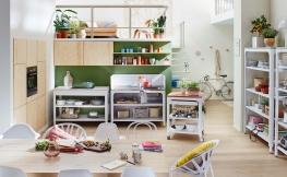 Küchenzeile oder Modulküche – eine Entscheidungshilfe