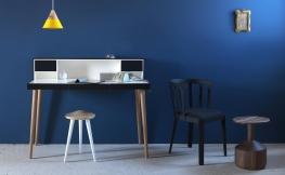 System und Design beim Einrichten des Home Office