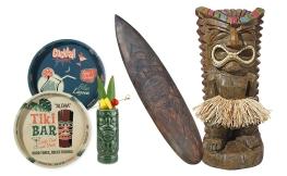 Tiki: Exotisches Flair im Garten und auf Terrasse und Balkon