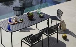 Schicke Gartenmöbel: Darf's ein bisschen mehr sein?