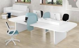 Modernes Raumdesign aus Portugal fürs Büro