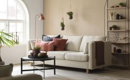 Das ideale Sofa für kleine Wohnzimmer