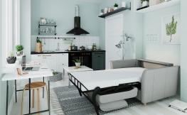 Schlafsessel: Lösung für Gäste in kleinen Wohnungen