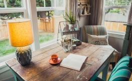 Holzmöbel umwelt- und gesundheitsschonend pflegen