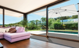 Sonnenschirme: Schutz und Dekoration in Einem